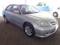 Honda Civic Sedan LX 1.7 16V 2004}