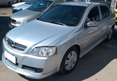 Chevrolet Astra Sedan Advantage 2.0 (Flex) 2008}