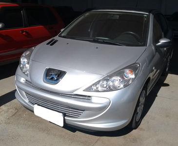 Peugeot 207 Sedan 207 Passion XR 1.4 8V (flex) 2013}
