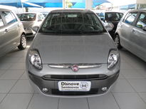 Fiat Punto Essence 1.6 16V (Flex) Prata 2015}
