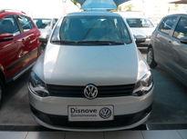 Volkswagen Fox Trend 1.6 Mi 8V Total Flex 4p Prata 2013}