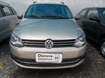 Volkswagen SpaceFox Trendline 1.6 I-Motion Prata 2011}