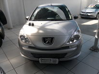 Peugeot 207 Hatch XR 1.4 8V (flex) 4p 2013}