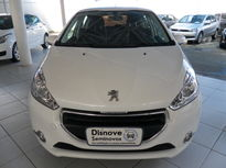 Peugeot 208 Hatch Active Pack 2015 1.6L Flex Automático 2015}