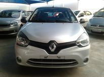 Renault Clio Authentique 1.0 16V (Flex) 2p 2014}