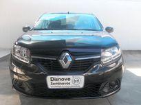 Renault Logan Expression 1.6 8V 2016 2017}