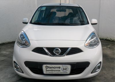 Nissan March 1.0 SV 2016}