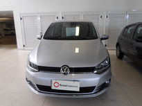 Volkswagen Fox 1.6 VHT Highline I-Motion (Aut) (Flex) 2015}