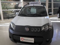 Fiat Uno 1.0 EVO WAY FLEX 4P MANUAL 2013}