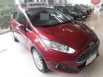 Ford Fiesta 1.6 Titanium 2014}