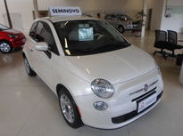 Fiat 500 CULT 1.4 8V FLEX 2P 2012}