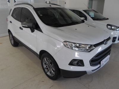 Ford Ecosport FreeStyle 1.6 2016}