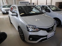 Toyota Etios Hatch Platinum 2016 2018}