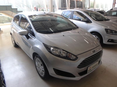 Ford New Fiesta Hatch SE Style 1.6 2017}