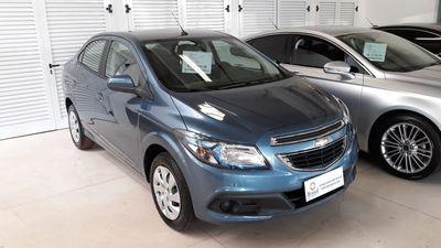 Chevrolet Prisma 1.4 SPE/4 LT (Aut) 2016}
