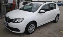 Renault Sandero Authentique Plus 1.0 16V (Flex) 2016 2015}