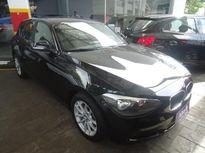 BMW 116I 1.6 16V BI TURBO GASOLINA 4P AUTOMÁTICO 2013}