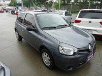 Renault Clio Authentique 1.0 16V (Flex) 4p 2013}
