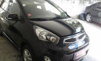 Kia Motors Picanto 1.0 (Flex) J318 2012}