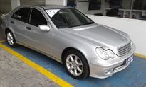 Mercedes-Benz Classe C C 180 Kompressor Classic 1.8 2007}