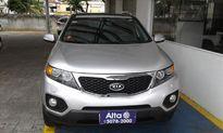Kia Motors Sorento 3.5 V6 4WD EX (S.660) 2012}