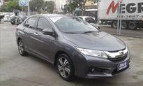 Honda City EX 1.5 16V (flex) (aut.) 2016}