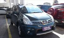 Nissan Livina X-Gear SL 1.8 16V (flex) (aut) 2014}