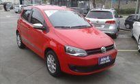 Volkswagen Fox Rock in Rio 1.6 MSI (Flex) 2014}