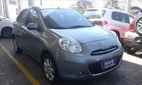 Nissan March 1.6 16V S (Flex) 2014}