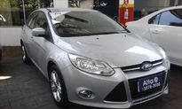 Ford Focus Hatch S 1.6 16V TiVCT 2014}