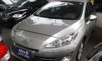 Peugeot 408 Allure 2.0 16V (Flex) 2013}