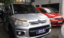 Citroën Aircross Exclusive 1.6 16V (flex) 2014}