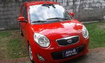 Kia Motors Picanto 1.0 (Flex) J318 2011}