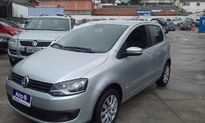 Volkswagen Fox 1.6 VHT I-Motion (Flex) 2013}