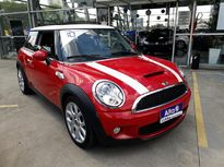 MINI Cooper Cabrio S 1.6 16V Turbo (aut) 2010}