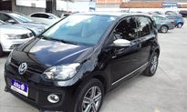 Volkswagen up! 1.0 12v Black-Up 2015}