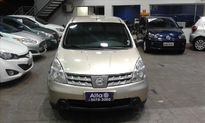 Nissan Livina S 1.6 16V (flex) 2011}