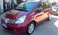Nissan Livina 1.8 16V (flex) (aut) 2013}