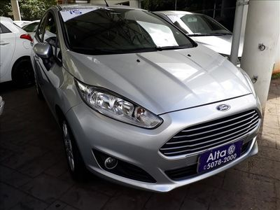Ford New Fiesta Hatch 1.5 SE 2015}