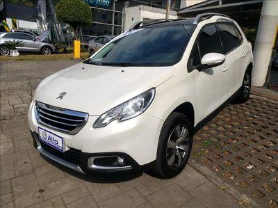 Peugeot 2008 Griffe 1.6 (Flex) (Auto) 2017}