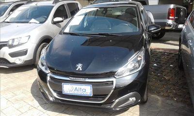 Peugeot 208 1.6 16V Griffe (Flex) 2017}