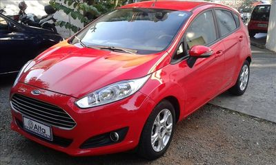 Ford New Fiesta Hatch SE 1.6 2015}