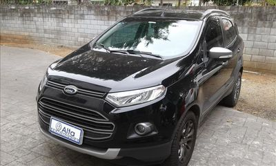Ford Ecosport Freestyle 1.6 (Flex) 2016 2017}