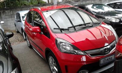 Honda Fit Twist 1.5 16v (Flex) (Aut) 2013}