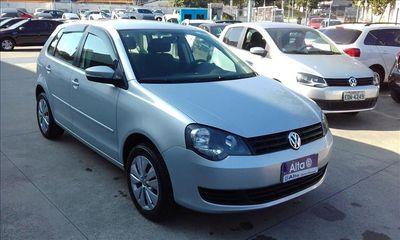 Volkswagen Polo 1.6 8V (Flex) 2014}