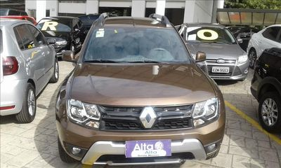 Renault Duster  2.0 TECH ROAD 4X2 16V FLEX 4P MANUAL 2016}