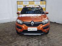 Renault Sandero STEPWAY 1.6 16v(Hi-Flex) 2015}