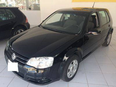 Volkswagen Golf 1.6 MI FLEX 4P MANUAL 2008}