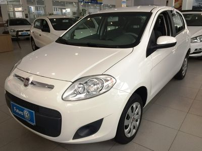 Fiat Palio Attractive 1.0 8V (Flex) 2016}