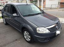 Renault Logan Expression 1.6 8v (Flex) 2011}